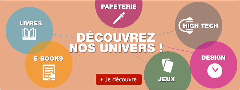 Tous les univers sur decitre.fr