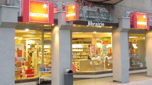 Librairie Decitre Chambéry