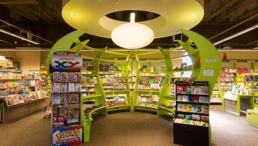 Librairie decitre lyon part dieu livres et papeterie lyon - Horaire magasin part dieu ...