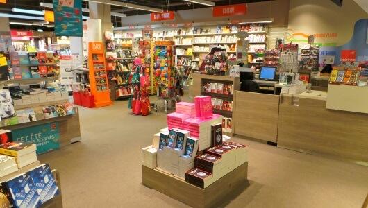 Accueil librairie Saint-Genis Laval