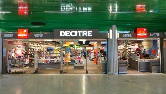Librairie Decitre Saint-Genis Laval