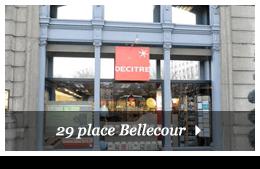Librairie Decitre Bellecour
