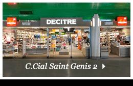 Librairie Decitre Saint Genis