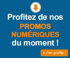 Promos ebooks du moment