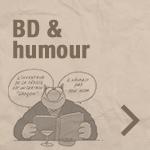 BD et humour d'occasion