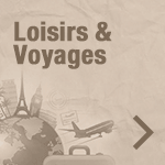 Loisirs et voyages : occasion