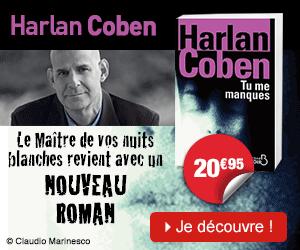 Découvrir les polars d'Harlan Coben