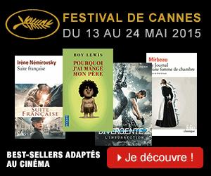 Festival de Cannes : rencontre entre livres et cinéma