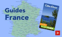 Guides voyages en France