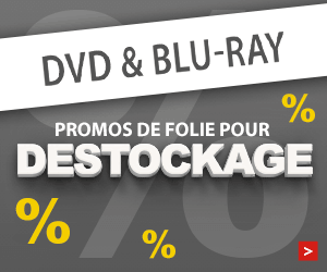 Destockage DVD