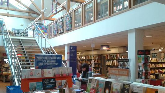 Librairie decitre annecy livres et papeterie à annecy