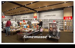Librairie Decitre Annemasse