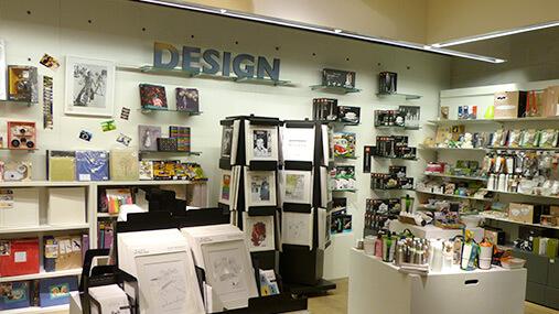 Objets design et livres d'arts