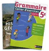 Livres scolaires 5e
