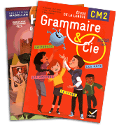 Livres et TD scolaires CM2