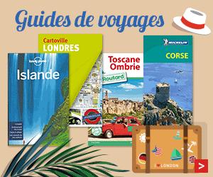 Guides de voyages
