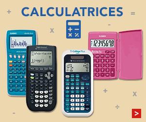 Calculatrices : tous les modèles