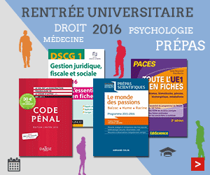Universitaire et préparation aux concours