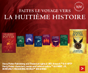 Tout l'univers d'Harry Potter