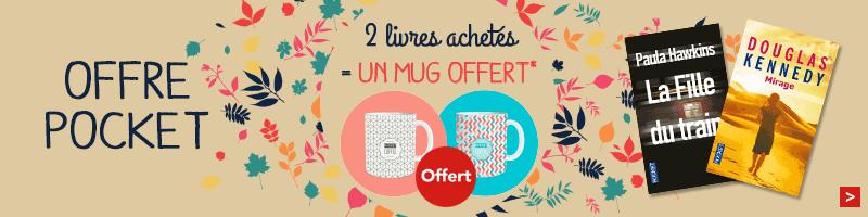 Offre Pocket : 1 mug offert