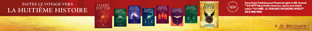 Harry Potter tome 8