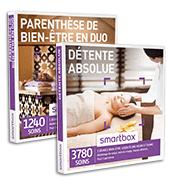Smartbox coffrets cadeaux bien-être