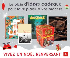 Le plein d'idées cadeaux pour Noël