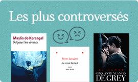 Les livres les plus controversés
