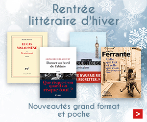 Rentrée littéraire d'hiver