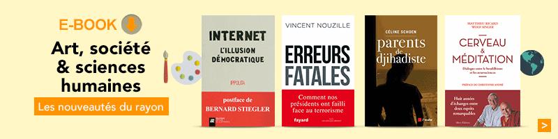 Nouveautés e-books Arts et société