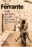 L'amie prodigieuse Tome 3 Elena Ferrante