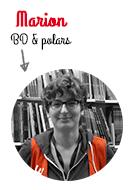 Marion libraire