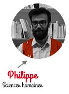 Philippe libraire