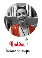Nadira, directrice adjointe