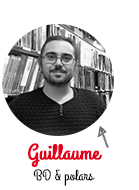 Guillaume libraire