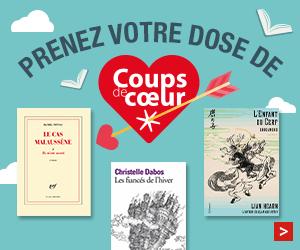 Coups de coeur des libraires et lecteurs