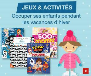 Activités jeunesse pour les vacances d'hiver