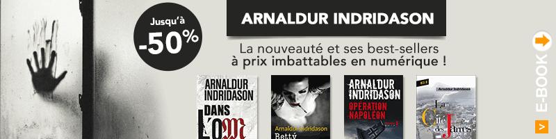 Focus auteur Indridason