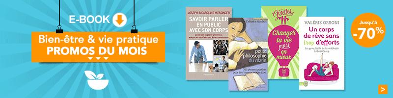 Promos e-books bien être