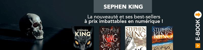 Focus auteur Stephen King