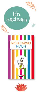 Offre Malin : un carnet offert
