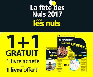 Offre Les Nuls : un livre offert