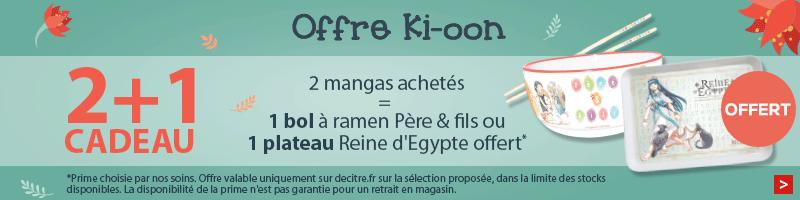 Offre Ki-oon
