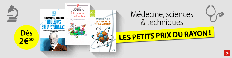 Médecine, sciences et technique : les petits prix du rayon