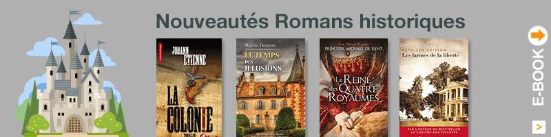 Romans historiques