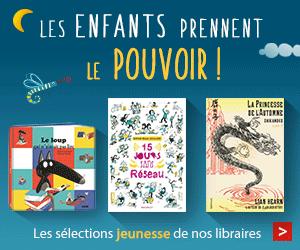 Les sélections de livres jeunesse de nos libraires