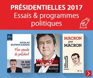 Sélection livres sur les élections présidentielles