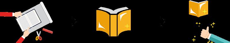 Service de couverture de livres