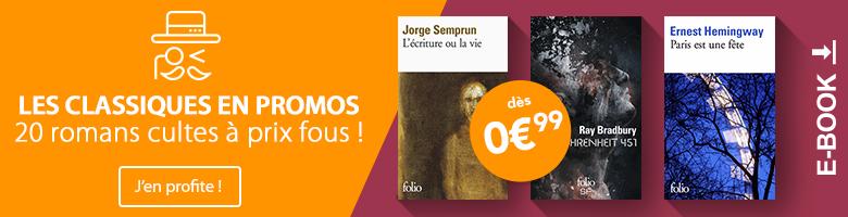Offre numérique Best-seller Gallimard