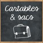 Cartables et sacs